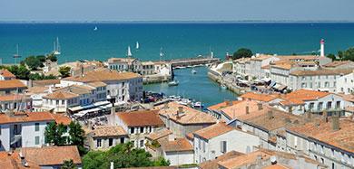 Les-villages-de-l'Île-de-Ré