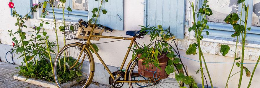 Louer un vélo sur l'ile-de-Ré